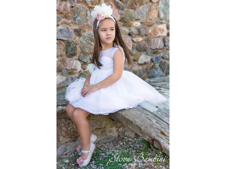 Βαπτιστικά ρούχα Stova Bambini κορίτσι