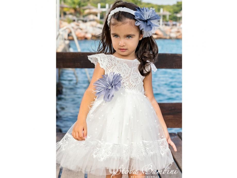Βαπτιστικό Φόρεμα G16 Stova Bambini SS2020