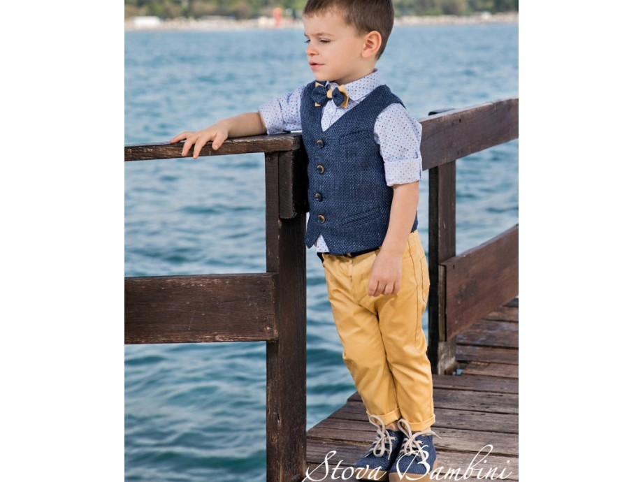 Βαπτιστικό Κοστούμι B6 Stova Bambini SS2020