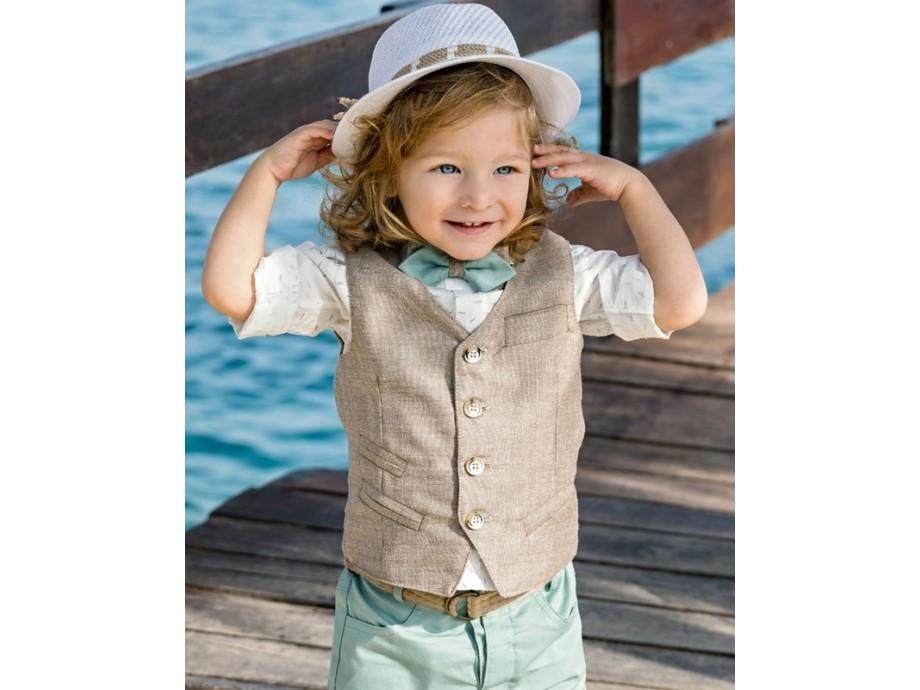 Βαπτιστικό Κοστούμι B10 Stova Bambini SS2020