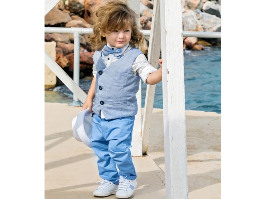 Βαπτιστικό Κοστούμι B17 Stova Bambini SS2020