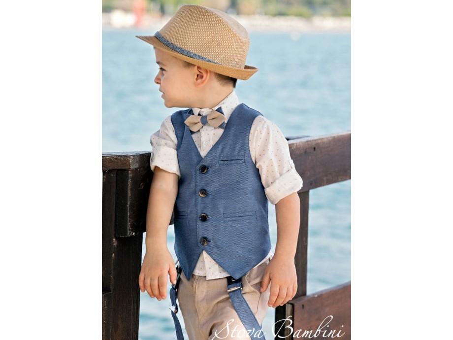 Βαπτιστικό Κοστούμι B18 Stova Bambini SS2020