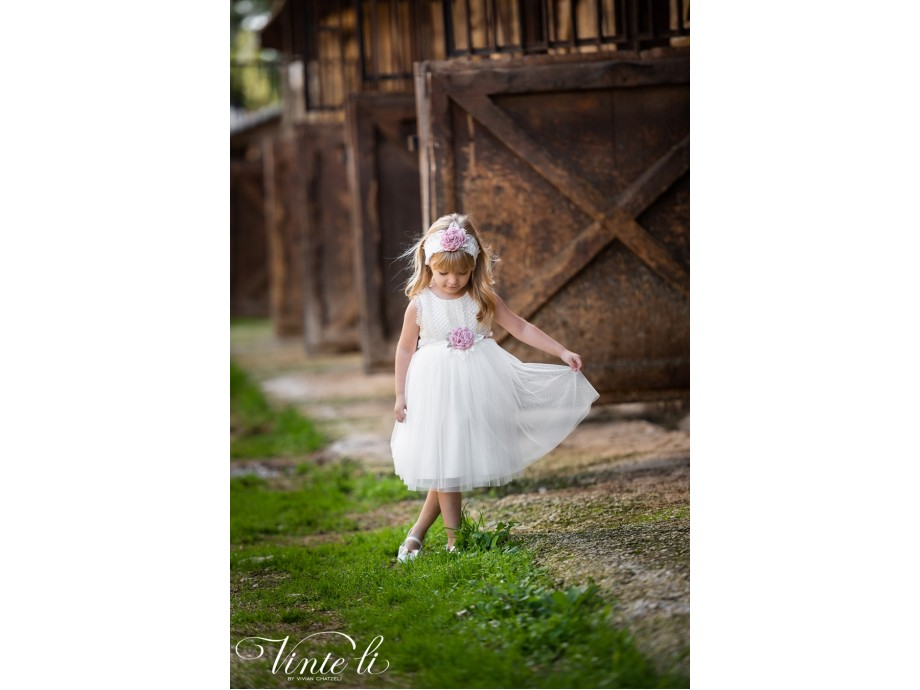 Βαπτιστικό φόρεμα 2902 vinteli