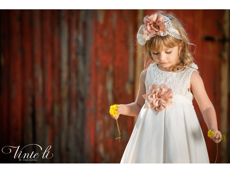 Βαπτιστικό φόρεμα 2909 vinteli
