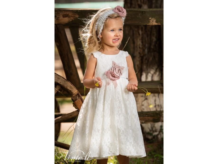Βαπτιστικό φόρεμα 2911 vinteli