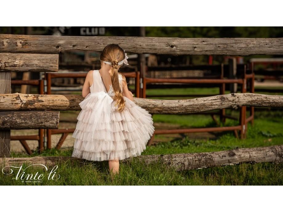 Βαπτιστικό φόρεμα 2913 vinteli