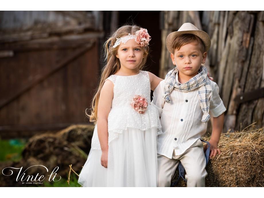 Βαπτιστικό φόρεμα 2914