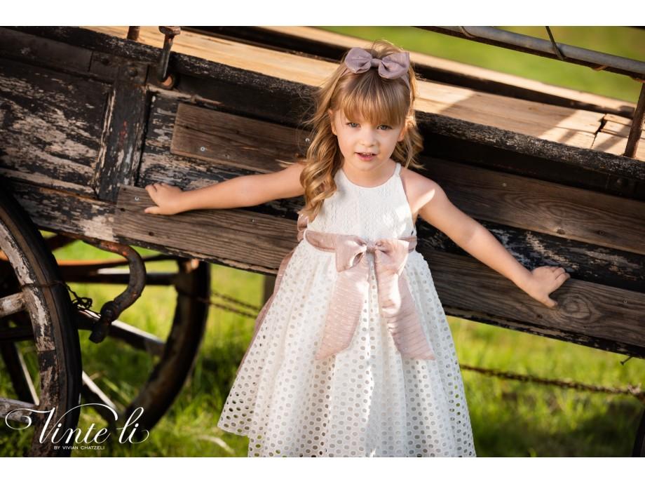 Βαπτιστικό φόρεμα 2917 vinteli