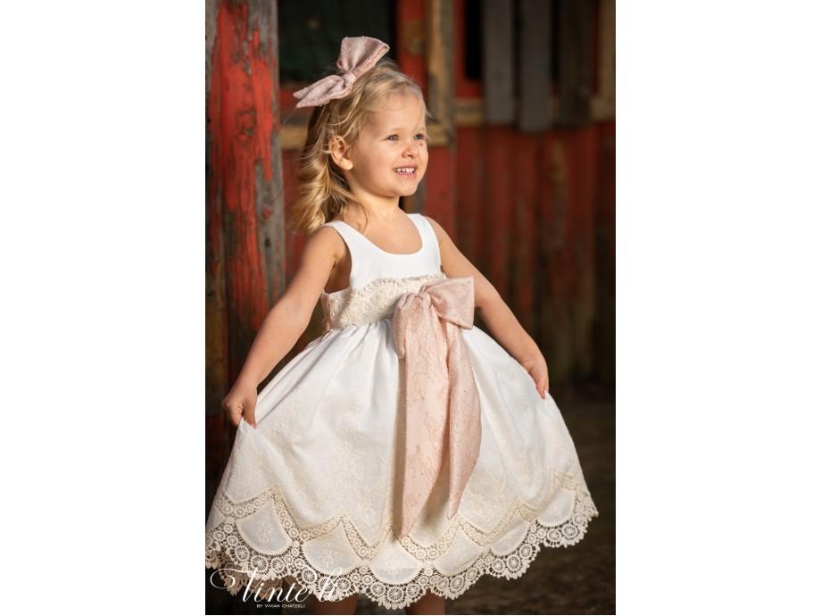 Βαπτιστικό φόρεμα 2918 vinteli