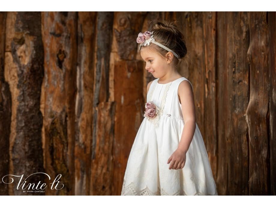 Βαπτιστικό φόρεμα 2921 vinteli