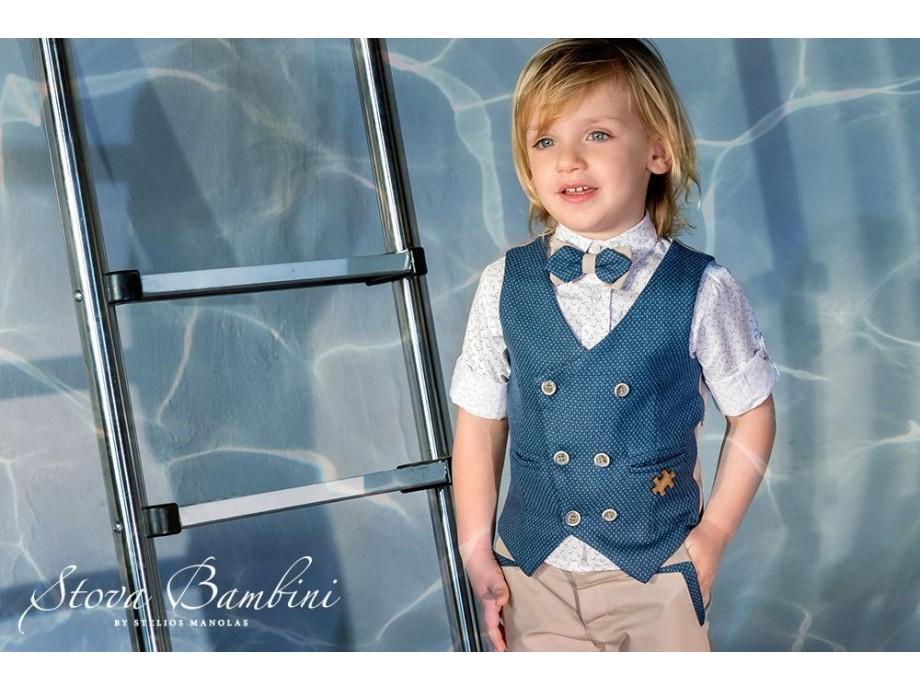 Βαπτιστικό κοστούμι  Stova  Bambini ss21 Β5
