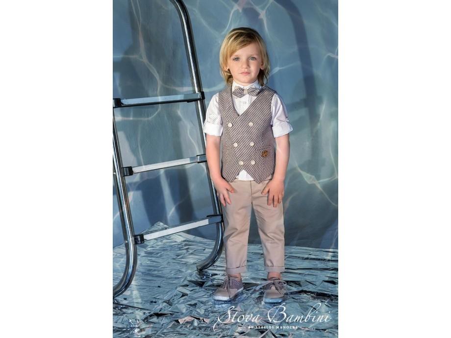 Βαπτιστικό κοστούμι Stova Bambini ss21 Β4