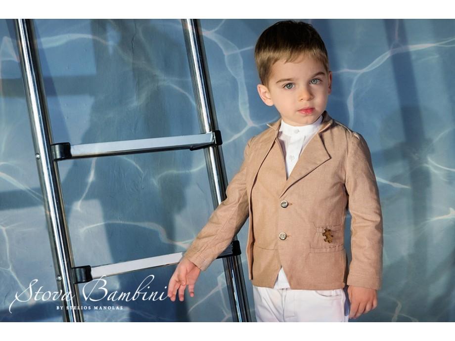 Βαπτιστικό κοστούμι Stova Bambini ss21β26