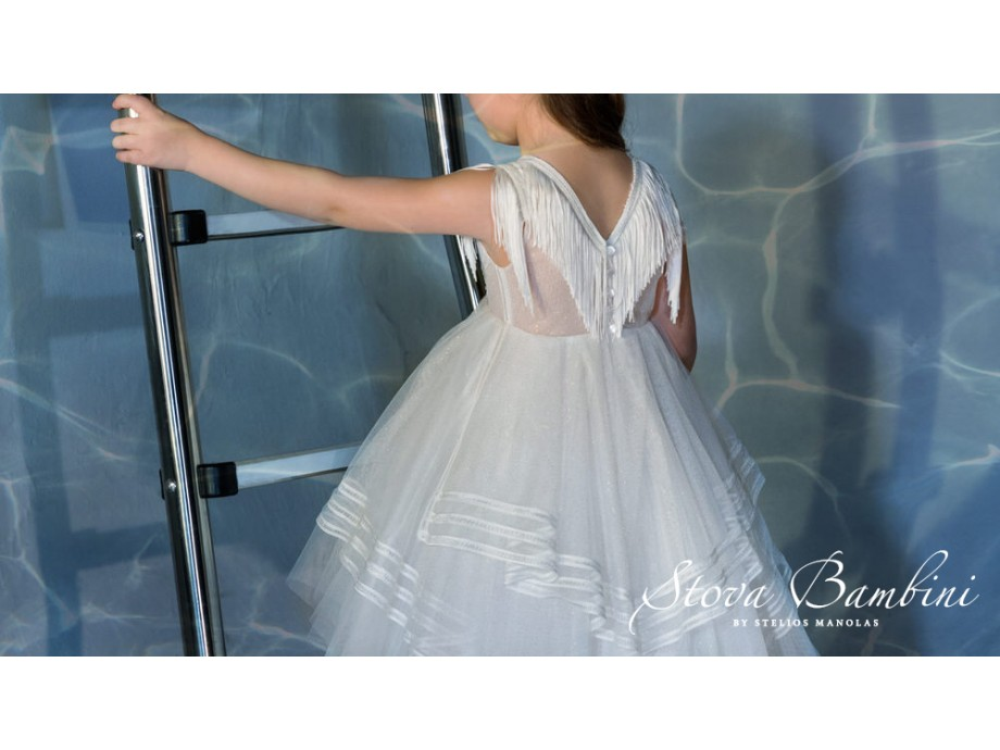 Βαπτιστικό φόρεμα Stova Bambini SS21G09