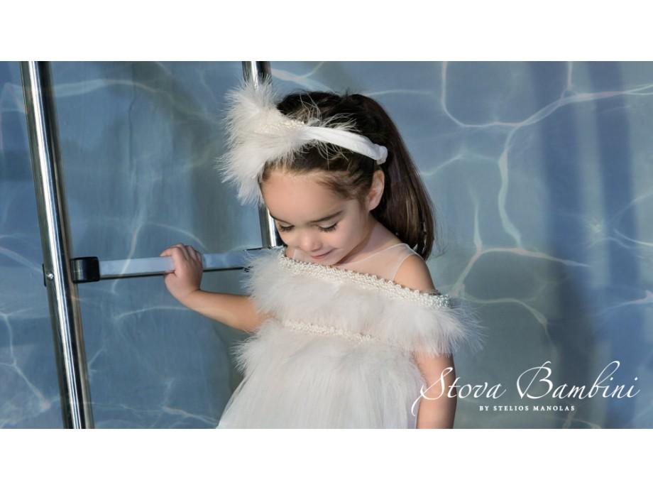 Βαπτιστικό φόρεμα Stova Bambini SS21G12