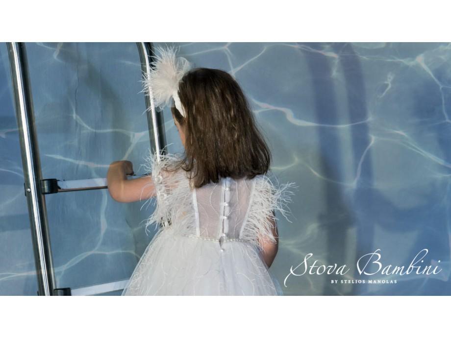 Βαπτιστικό φόρεμα Stova Bambini SS21G04