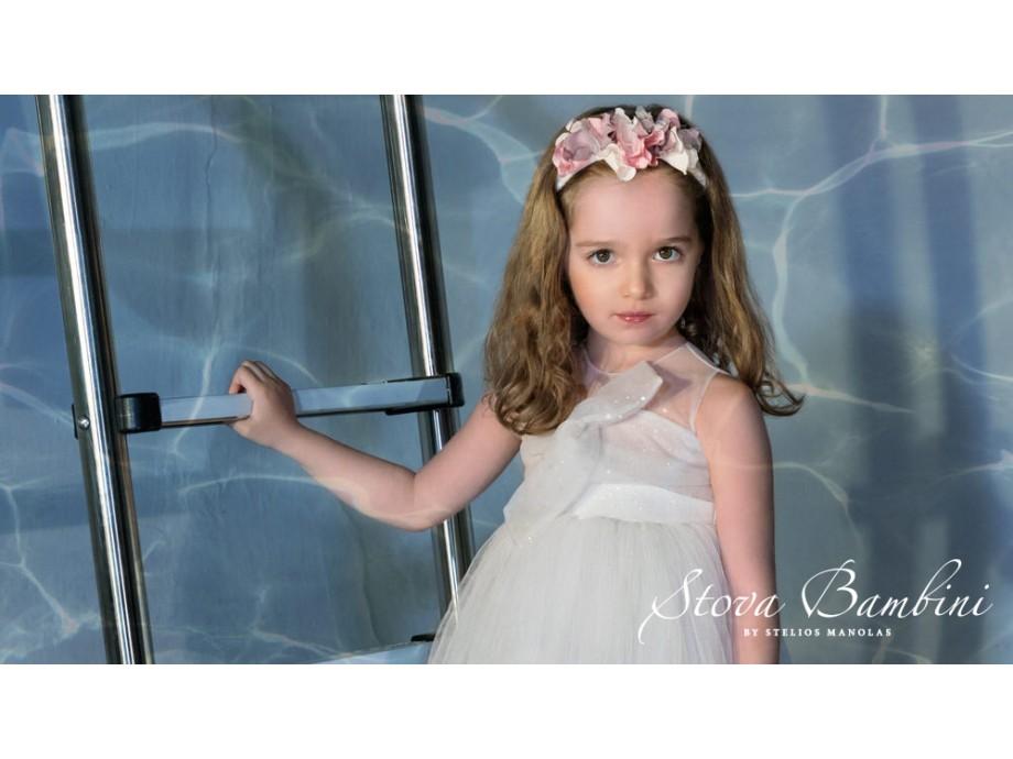Βαπτιστικό φόρεμα Stova Bambini SS21G03