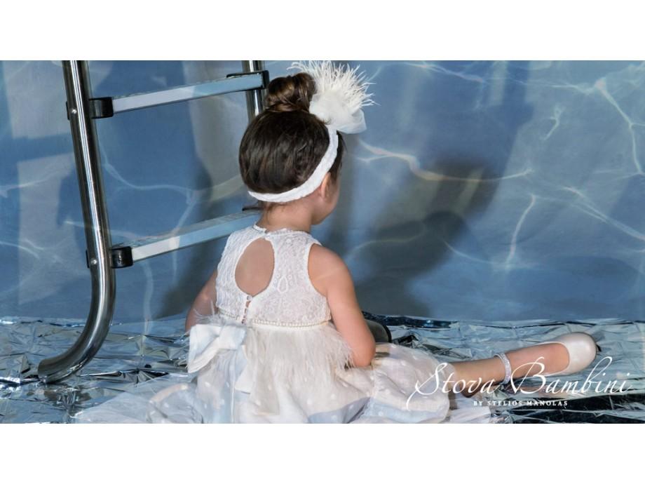 Βαπτιστικό φόρεμα Stova Bambini SS21G10
