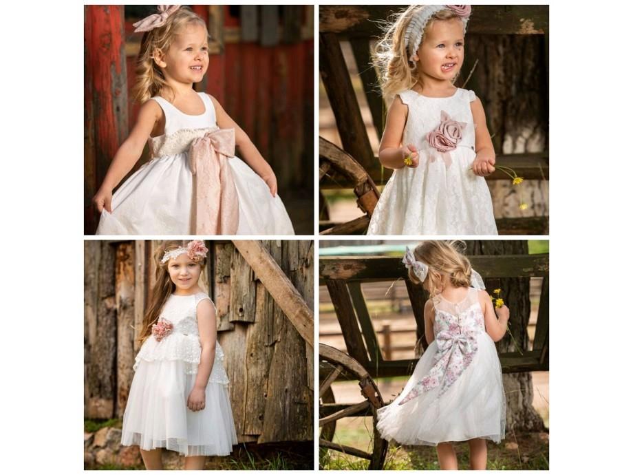 Βαπτιστικά ρούχα κορίτσι vinte li