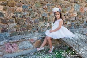 Βαπτιστικά ρούχα κορίτσι Stova Bambini