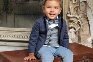 Βαπτιστικά ρούχα αγόρι Stova Bambini